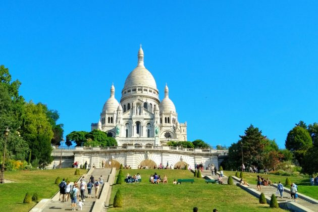 Charles de Gaulle to Montmartre