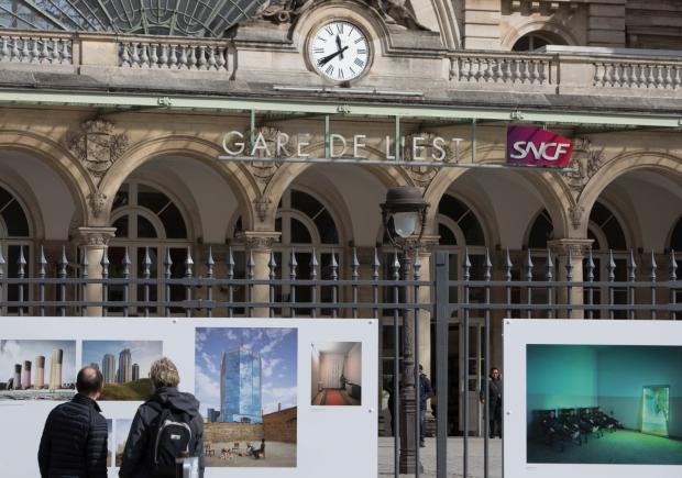 Charles de Gaulle to Gare de l'Est