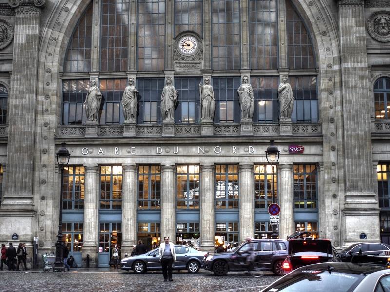 Gare du Nord to Charles de Gaulle
