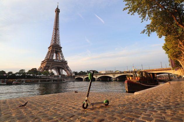 Orly To Paris