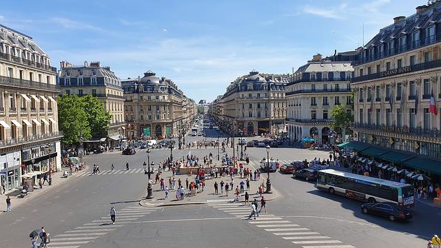 Paris to Charles de Gaulle