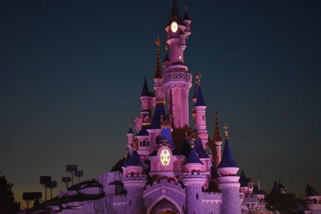 Gare de Lyon to Disneyland Paris