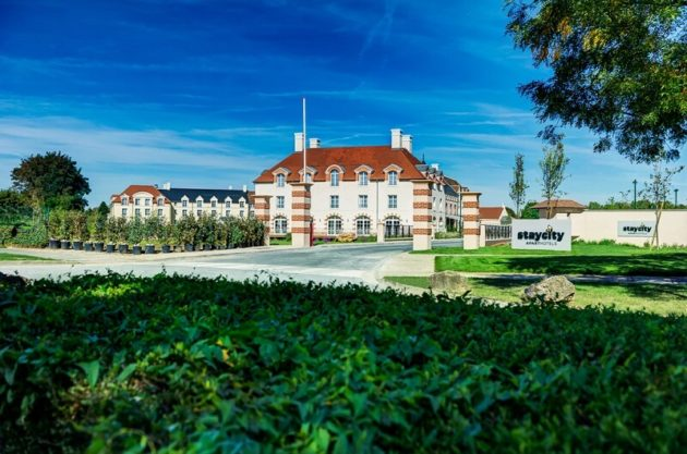 Charles De Gaulle To Staycity Aparthotel Marne La Vallee